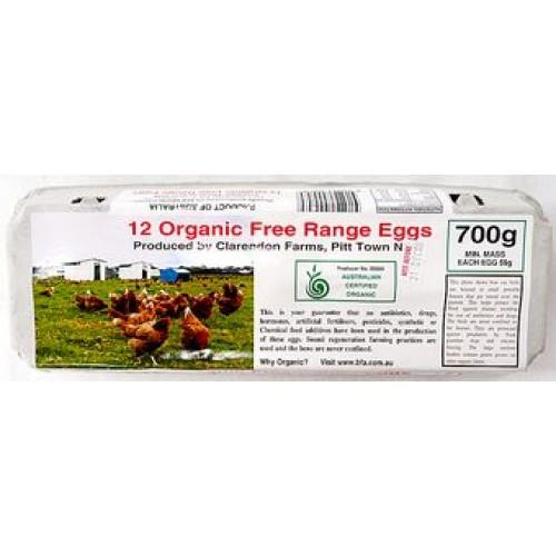 Clarendon Farms Eggs 700g Dozen