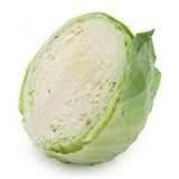 Cabbage - Green - half