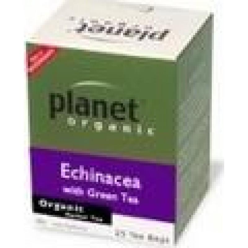 Planet Organics Echinacea 25 bags