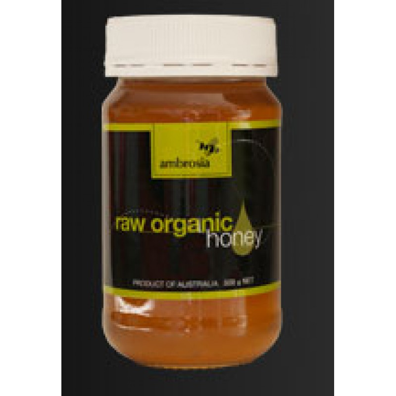 Ambrosia - Honey Raw 500g